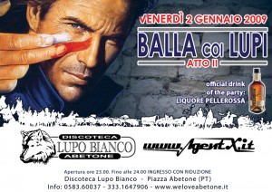 Opening Party Lupo Bianco