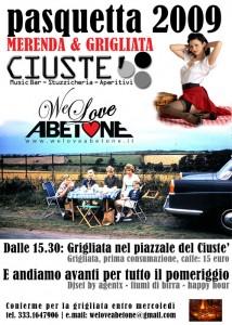 Pasqua 2009 Abetone