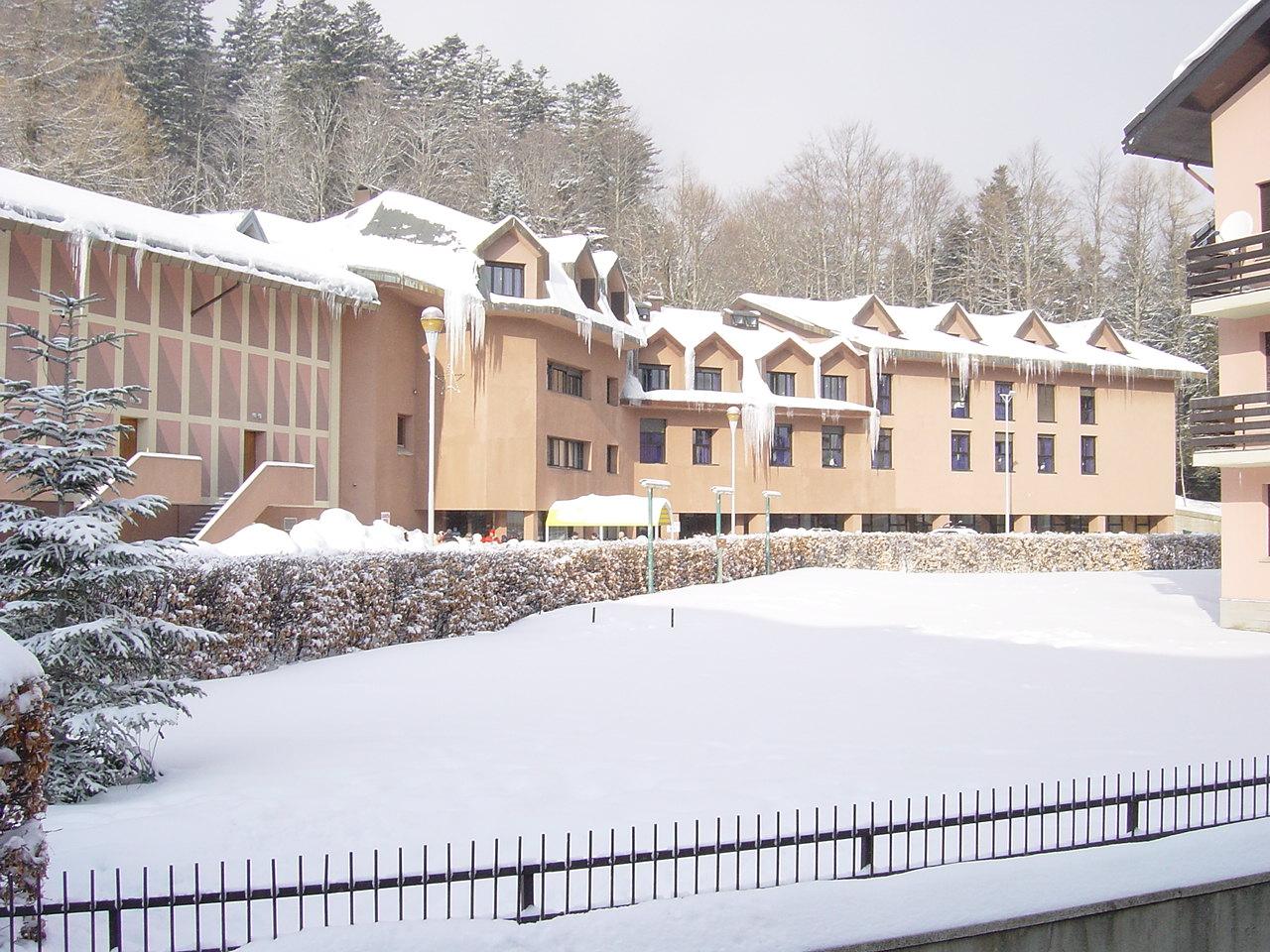 hotel boscolungo