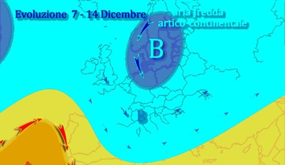 meteo dicembre