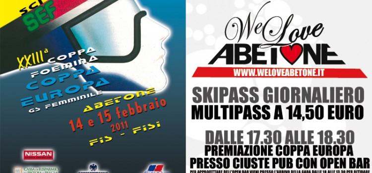 abetone party