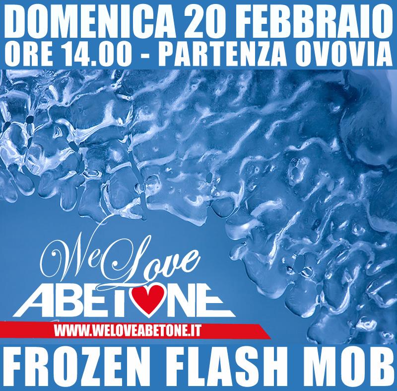 abetone flash mob