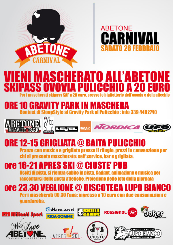 abetone carnival