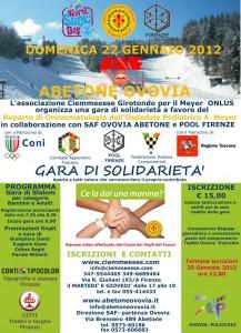 gara solidarieta we love abetone 2012
