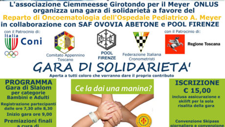 gara solidarieta we love abetone 2012