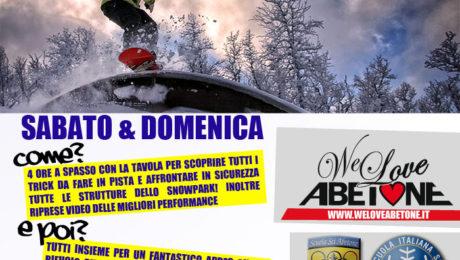 scuola sci snowboard abetone we love abetone 2012