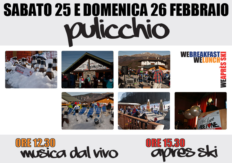 pulicchio we love abetone 2012