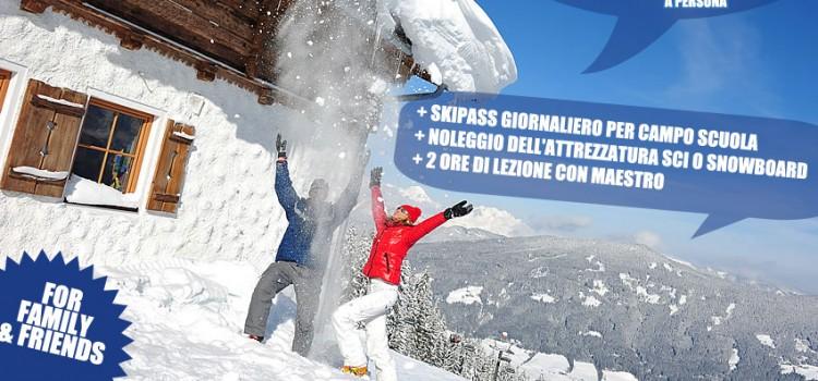 scuola sci snowboard we love abetone 2012