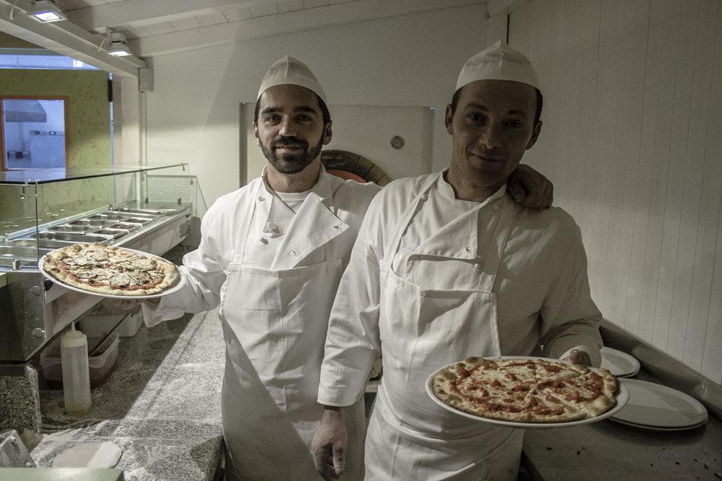 pizzeria garage abetone