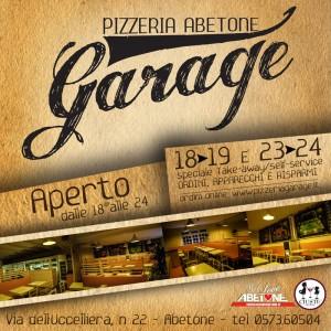 pizzeria garage