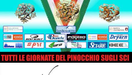 Pinocchio sugli sci 2013