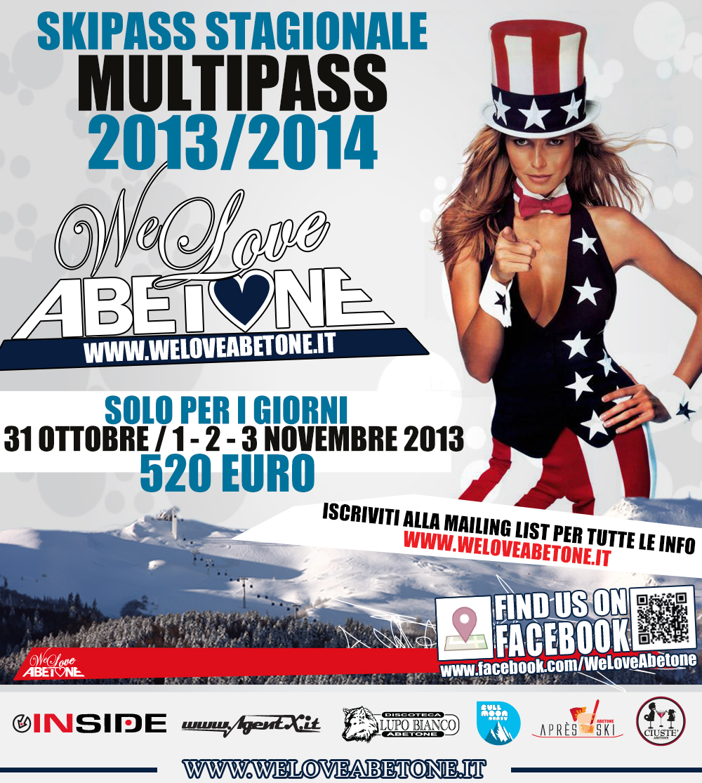 skipass stagionale multipass