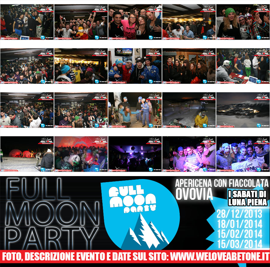 Full Moon Party Ovovia