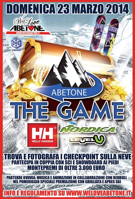 the game abetone 2014