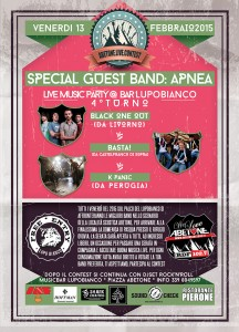 Abetone live contest
