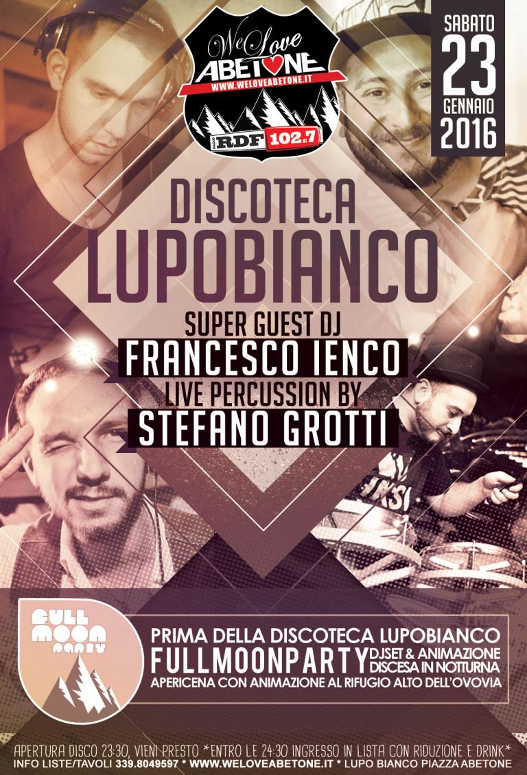 Discoteca LupoBianco - Full Moon Night