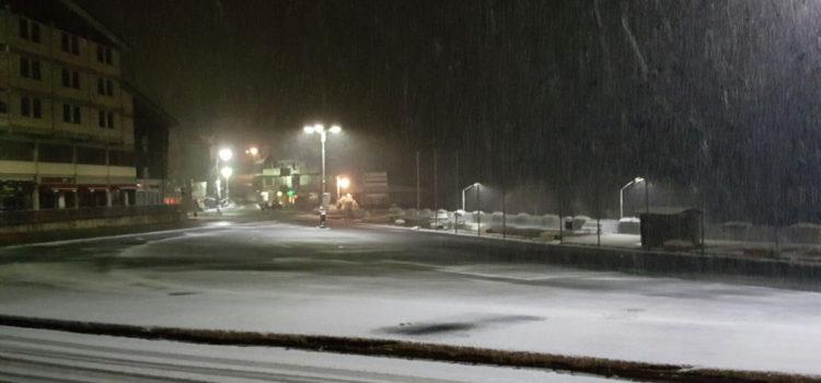 abetone novembre 2017 neve