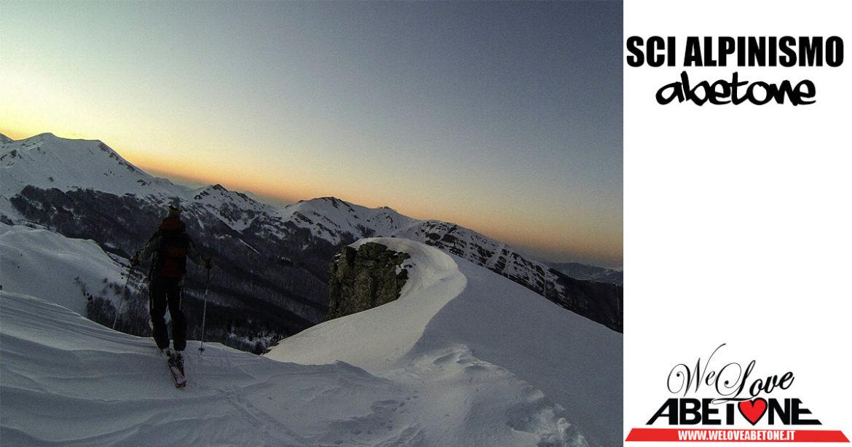 sci alpinismo abetone