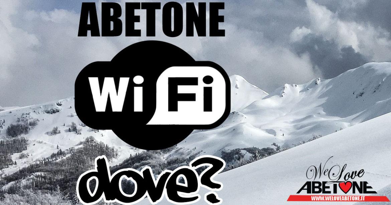wifi abetone dove
