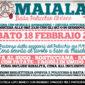 maialata baita pulicchio abetone 18 febbraio 2017