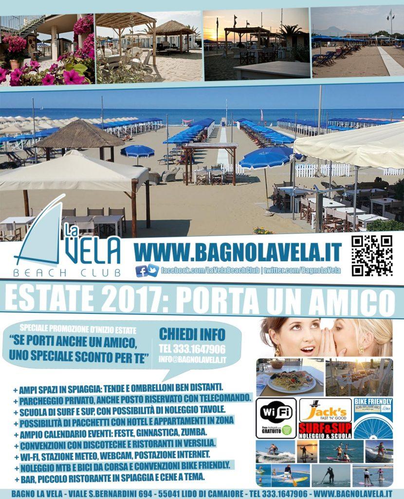 Estate in Versilia: LaVela BeachClub a Lido di Camaiore con Surf ...