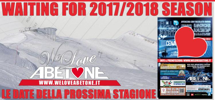 abetone eventi news 2018