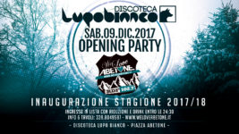 Opening Party Disco Lupo Bianco: Stagione 2017/2018 all'Abetone