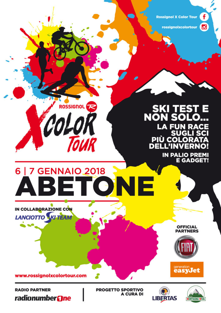 color tour abetone