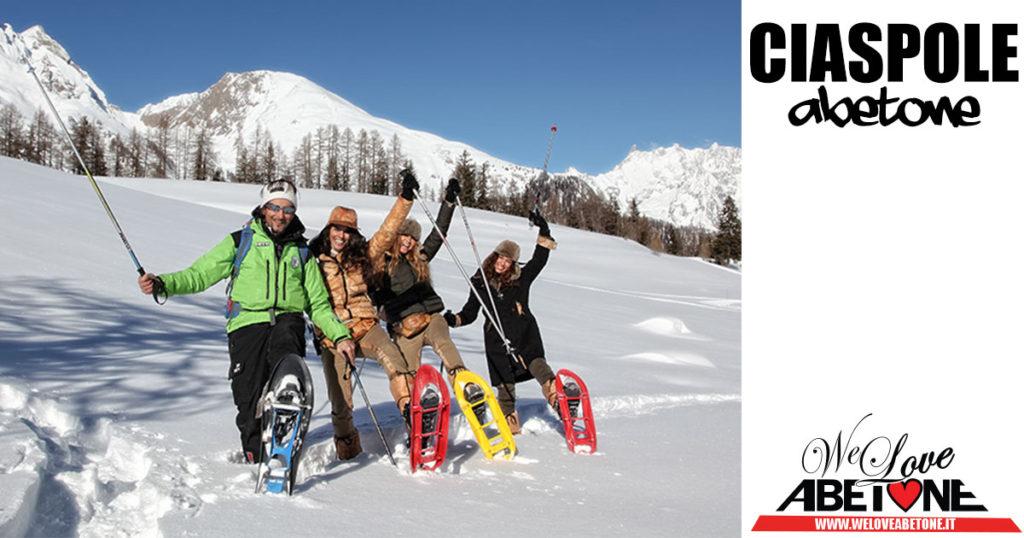 Tour Ciaspole Abetone: Tutti i Weekend - inverno 2018