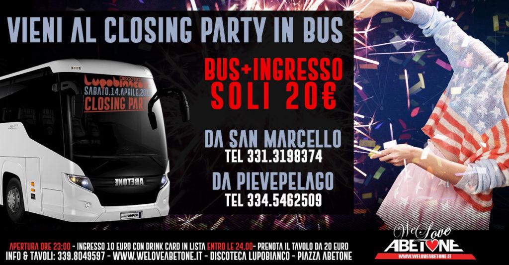 discoteca abetone closing party 2018