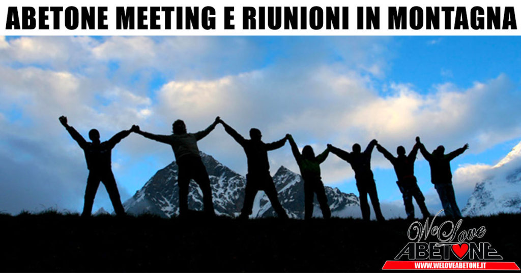 Meeting e riunioni in montagna! Abetone location perfetta per cene aziendali e di associazioni sulla neve
