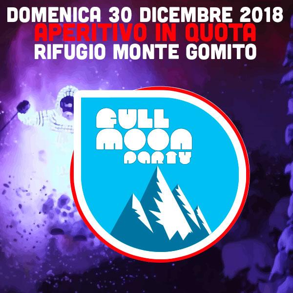 Aperitivo in Quota Ovovia - Domenica 30 Dicembre 2018 - Il Party più alto delle vacanze di Natale