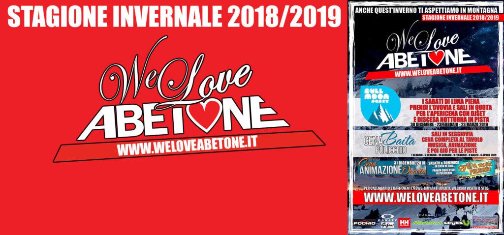 Abetone Stagione Invernale 2019: Le date imperdibili