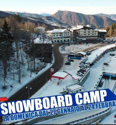 abetone snowboard camp 2019