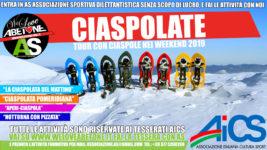 Ciaspole Tour Abetone 2019: Le Ciaspolate con We Love Abetone