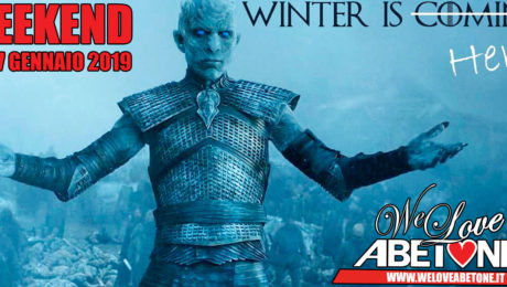 winter is here abetone