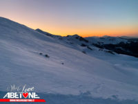 Ciaspolata Sunset in Val di Luce: Tramonto e Aperitivo all'Abetone