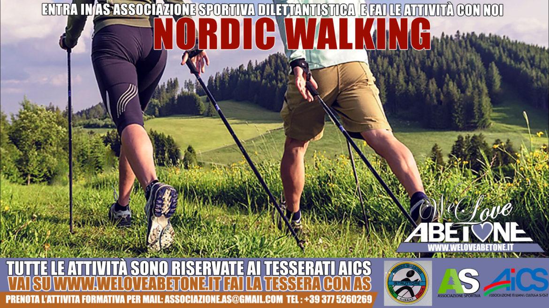 Nordic Walking trekking abetone