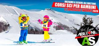 SciClub We Love Abetone: I corsi di sci al Pulicchio per il 2020