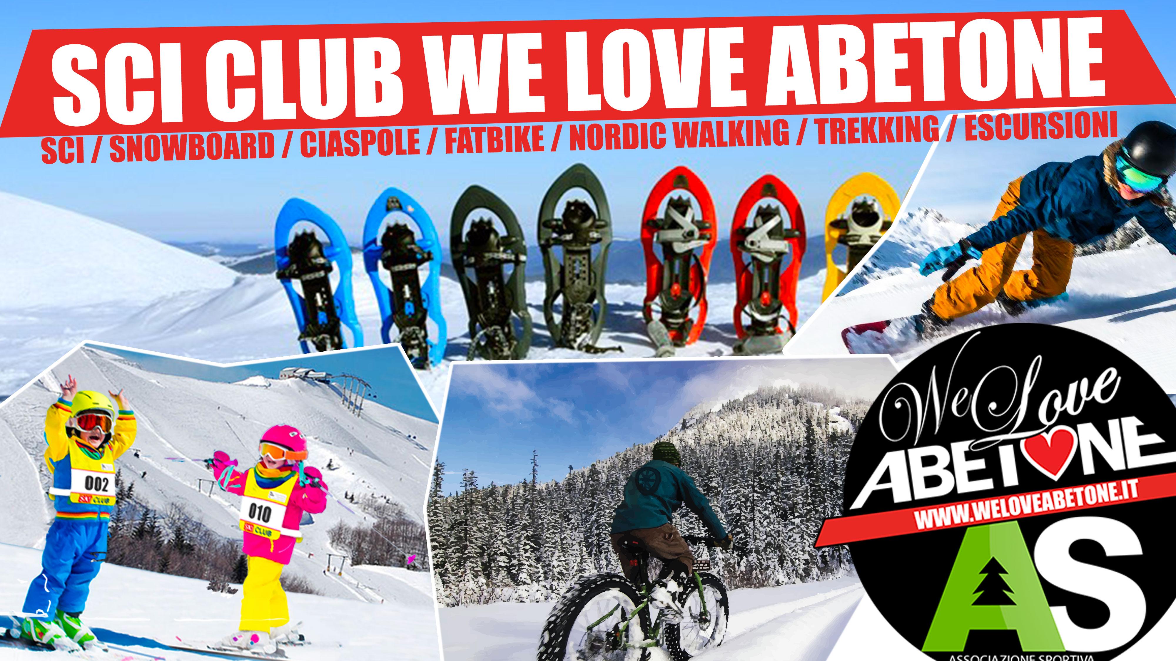 sci club abetone sciare