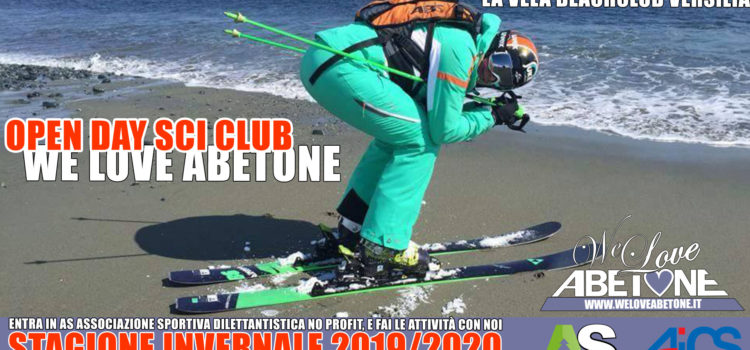 sci club abetone open day