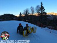 Snowfoot abetone ciaspole