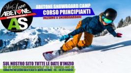 Abetone Snowboard Camp: Corsi di avviamento allo snowboard & Corso FreeStyle in Park , per Adulti e Bambini