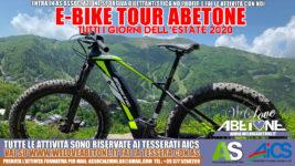 Ebike Tour Abetone. Le Bici Mtb Elettriche a pedalata assistita in appennino!