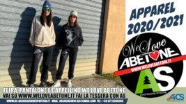 """La tuta """"Sport"""" di We Love Abetone 2020/2021: Felpa, pantalone e cappellino"""