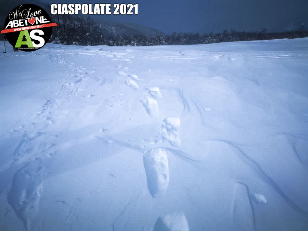Ciaspole abetone 2021